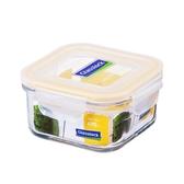 大廚師百貨-Glass Lock強化玻璃保鮮盒490ml正方型密封盒RP523便當盒副食品保存盒