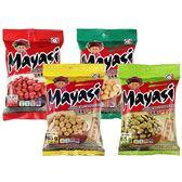 Mayasi 日本娃娃香酥花生(65g) 勁爆香辣/香烤玉米/原味蒜香/清新海苔 4款可選【小三美日】