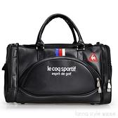 高爾夫運動衣物包 男女雙層大容量戶外旅行衣服包 可獨立放鞋球包 Lanna YTL