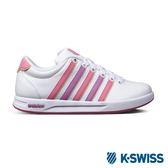 K-Swiss Court Pro S CMF休閒運動鞋-女-白/粉紅/粉紫