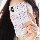 韓國 仿彩色編織 硬殼 手機殼│iPhone 6 6S 7 8 Plus X XS MAX XR 11 Pro LG G7 G8 V40 V50│z8787