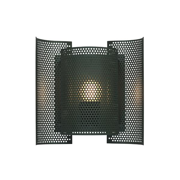 挪威 Northern Butterfly Perforated Wall Lamp 蝴蝶 壁燈 - 特殊網面版(深綠色款)