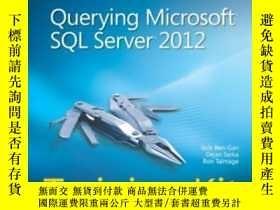 二手書博民逛書店Training罕見Kit (exam 70-461): Querying Microsoft Sql Serve
