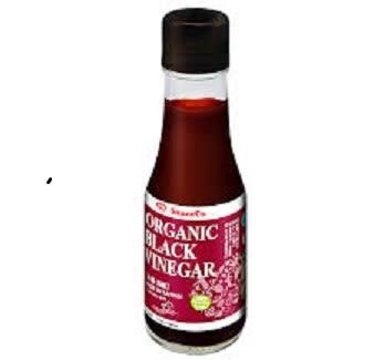 (味榮)有機烏醋150ml