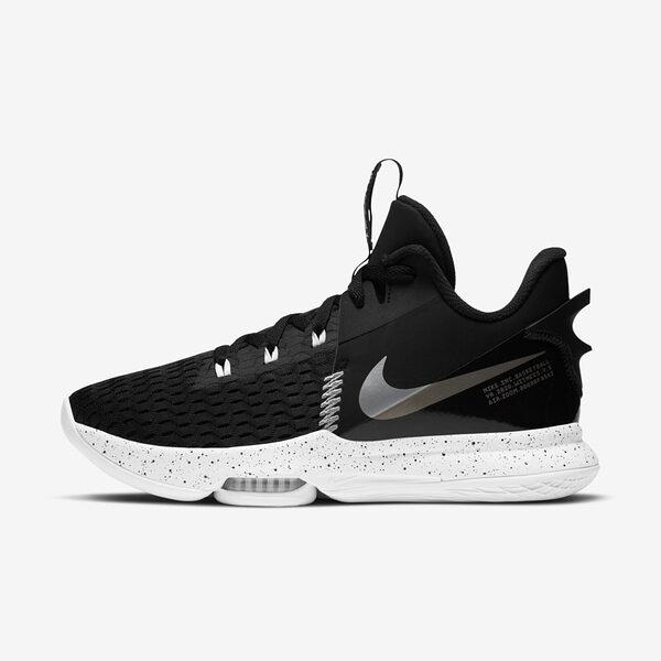 Nike Lebron Witness V Ep [CQ9381-002] 男鞋 運動 籃球 支撐 穩定 抓地力 黑