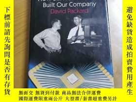 二手書博民逛書店THE罕見HP WAY HOW BILL HEWLETT AND I BUILT OUR COMPANY惠普之路,