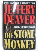 【書寶二手書T3/原文小說_AXX】The Stone Monkey_Jeffery Deaver