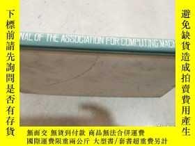 二手書博民逛書店journal罕見of the association for