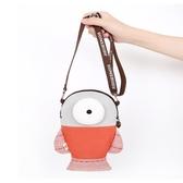 斜挎包女新款韓版學生帆布日系原宿少女心百搭小包包3色