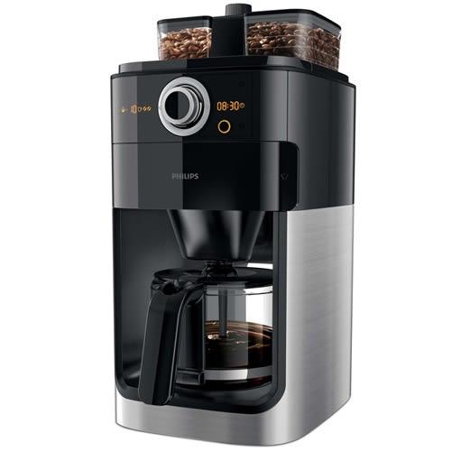 【PHILIPS飛利浦】 全自動美式咖啡機HD7762(贈咖啡豆)