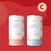 【小葉覓蜜】新年禮盒金選 C組 紅茶覓蜜茶葉+蜜香烏龍茶葉