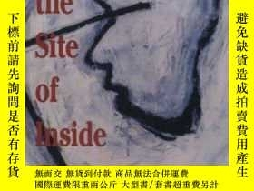 二手書博民逛書店At罕見The Site Of Inside Out (juniper Prize For Poetry)Y4