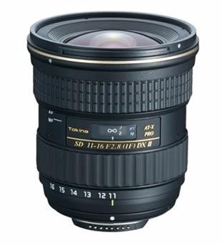 【UV配組】Tokina AT-X 116 PRO DX II AF 11-16mm F2.8 II (平輸)保固一年