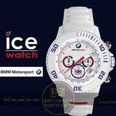 ICE Watch x BMW系列F1賽車聯名計時限量腕錶-白/48mm BM.CH.WE.B.S.13公司貨/禮物