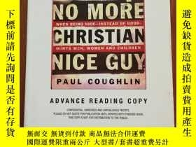 二手書博民逛書店NO罕見MORE CHRISTIAN NICE GUYY1280