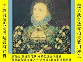 二手書博民逛書店Queen罕見Elizabeth I-伊麗莎白一世女王Y436638 J.e. Neale Academy C