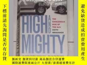 二手書博民逛書店《罕見High and Mighty 》Keith Bradsh