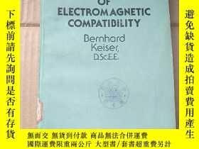 二手書博民逛書店principles罕見of electromagnetic compatibility(P932)Y1734