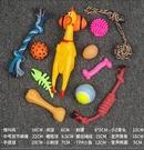 寵物玩具 寵物狗狗玩具球磨牙耐咬發聲大型犬泰迪柯基法斗金毛幼犬解【快速出貨八折鉅惠】