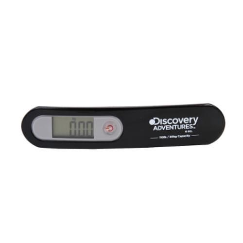 Discovery Adventures行李秤-黑【愛買】
