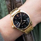 DIESEL 陽光色澤黑錶盤時尚腕錶 DZ1865 熱賣中!