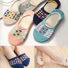 【BWY-17】日系隱形襪-(5色)彩色...