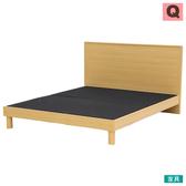 ◎雙人加大床座 床架 T-3 NA NITORI宜得利家居