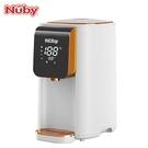 Nuby智能七段定溫調乳器-純淨白