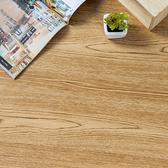 樂嫚妮 DIY仿木紋地板貼6.9坪-160片-自然橡木