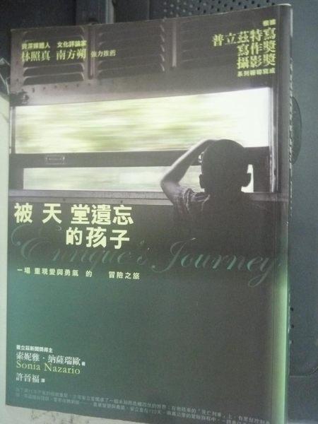 【書寶二手書T8/翻譯小說_IGE】被天堂遺忘的孩子_索妮雅.納薩瑞歐