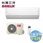 台灣三洋 SANLUX 時尚型冷暖變頻一對一分離式冷氣 SAC-V28HF / SAE-V28HF