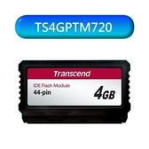 創見 記憶卡模組 【TS4GPTM720】 4GB IDE DOM 2.5吋快閃記憶卡 44pin 垂直型 新風尚潮流