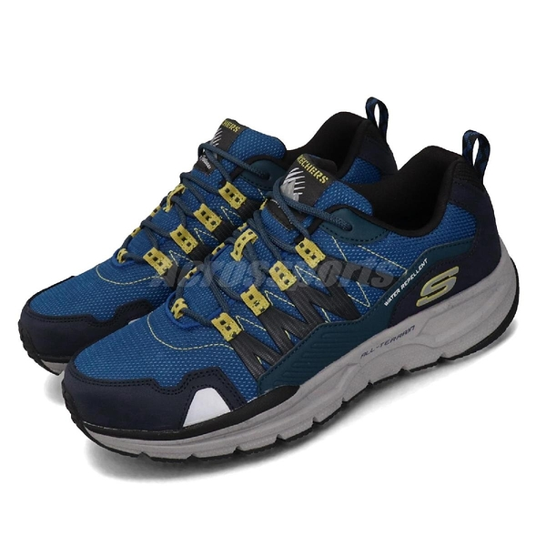Skechers 戶外鞋 Escape Plan 2.0-Ashwick 藍 男鞋 運動鞋 登山 【PUMP306】 51926NVLM