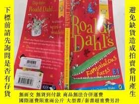 二手書博民逛書店FANTABULOUS,FACTS罕見world book day:精彩紛呈的世界圖書日Y212829