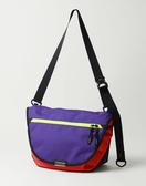 MSPC(master-piece) Flappy No.12850-PURPLE [輕量復古休閒側背包-紫色]