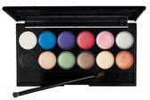 英國 sleek  PrimerPalette 600 12色專業彩妝 持久顯色完美打底眼影霜 眼影膏(現貨)