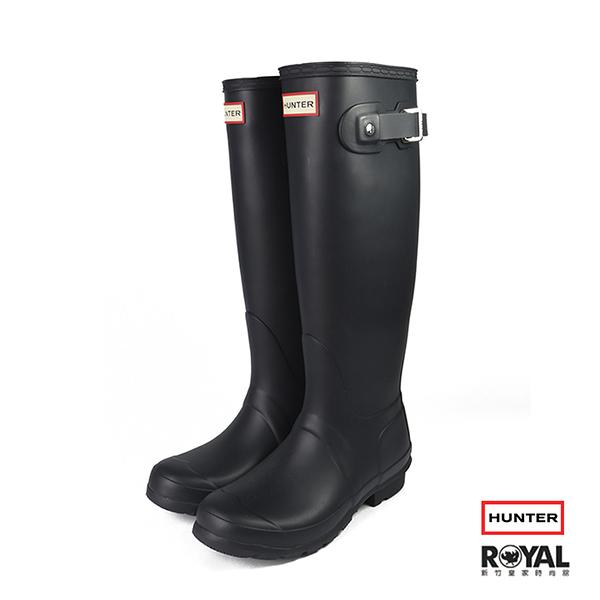 【零碼出清】Hunter Boots 深藍色 霧面 雨靴 女款 NO.I3299