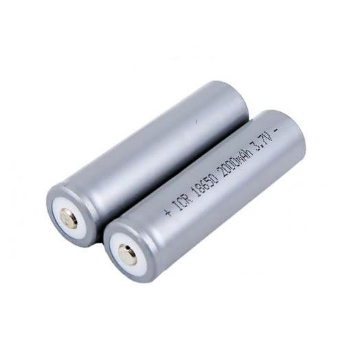 Zhiyun 智雲 18650 兩入一組 2000mAh 鋰電池