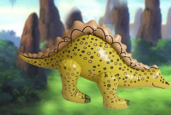 [協貿國際]  充氣恐龍幼兒園活動遊戲道具 (1入)