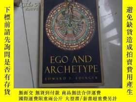 二手書博民逛書店Ego罕見and Archetype 自我和原型 [內有圖] 研