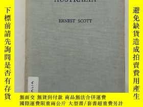 二手書博民逛書店澳大利亞簡史(A罕見SHORT HISTORY OF AUSTR