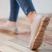 豆豆鞋 D+AF 柔軟升級.MIT經典款莫卡辛健走鞋*灰