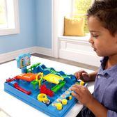 水上樂園小貝歷險記3d立體迷宮走珠闖關兒童早教益智親子互動玩具-享家生活館