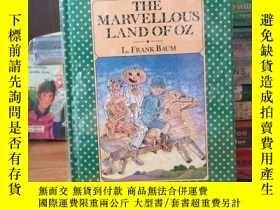 二手書博民逛書店THE罕見MARVELLOUS LAND OF OZY12800 L.FRANK BAUM