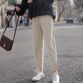 日系老爹褲直筒工裝褲夏季哈倫褲休閒褲子女寬鬆春秋顯瘦百搭薄款 【雙11】