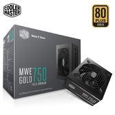 【Cool Master 酷碼】MWE GOLD 全模組化 80Plus金牌 750W 電源供應器