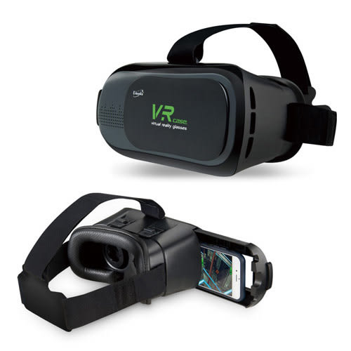 【E-books】V1 虛擬實境VR頭戴3D眼鏡
