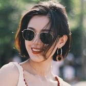 墨鏡女小臉款ins防紫外線網紅抖音復古港風眼鏡2020年新款潮 台北日光