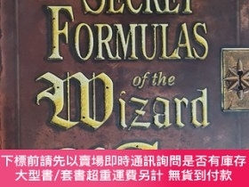 二手書博民逛書店Secret罕見formulas of the Wizard of Ads 英文原版毛邊 16開Y146810