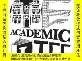 二手書博民逛書店Scenes罕見Of Academic Life-學術生活場景Y436638 David Lodge Peng